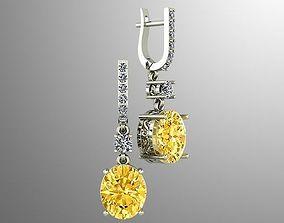 Earrings 56 3D print model