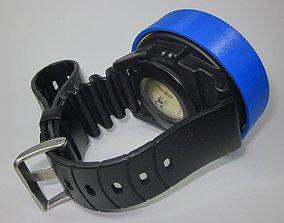 3D print model SCUBA - Protection Cap For DIVE COMPUTER 2
