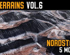 Terrains Pack Vol 2 3D