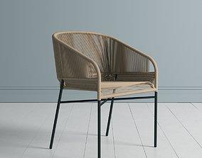 Varaschin Cricket Chair 3D