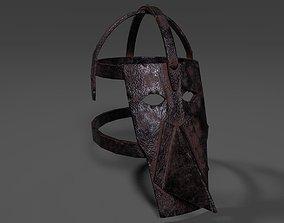 3D asset Iron Mask of Shame