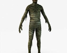 3D model Mummy monster