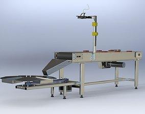 3D Conveyor Sorting System