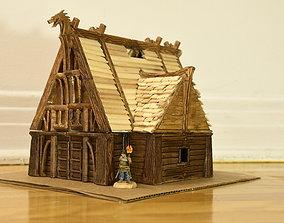 3D printable model Nordic House