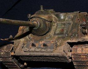 3D printable model SU 100 Russian Tanks