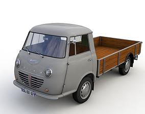 GOLIATH EXPRESS 1100 PICKUP 1957 3D model