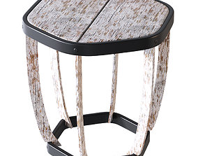 Ethimo SWING Side table 3D