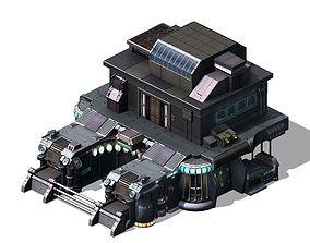 Different dimension - arsenal 05 3D model