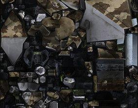 trash 3D model Transformers