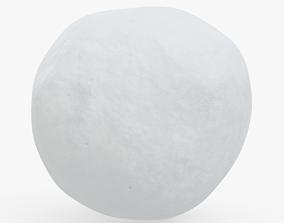 3D model realtime Snowball