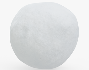 3D model realtime Snowball