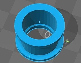 pulley for gt2 10mm 3D print model