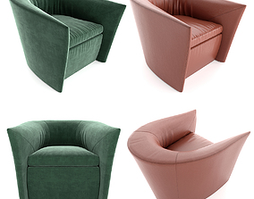3D model Chair Canzone
