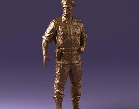 General in ambush camouflage 0923 3D Print Ready