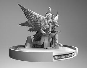 GWK statue 3D print model