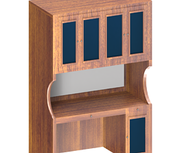 study-table study table 3D model