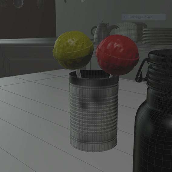 Candy & Jar
