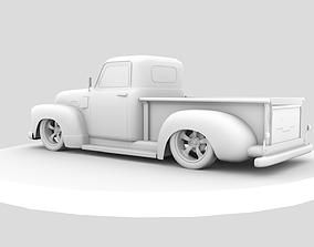 3D chevrolet 3100 auto