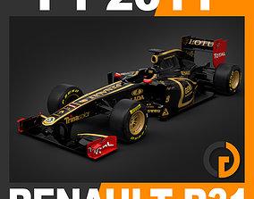 F1 2011 Lotus Renault GP R31 3D