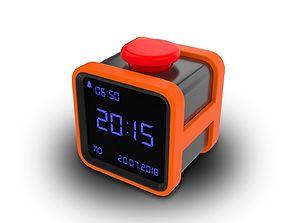 3D Clock -M 200