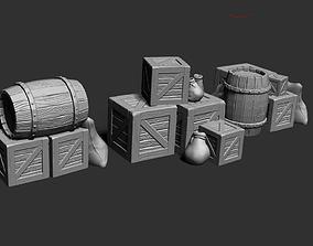 3D printable model Dungeon Decor