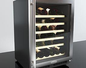 3D model Wine Cooler - 61WCM - by Marvel