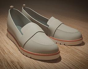 Women Shoes flats 3D model
