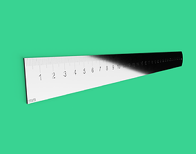 3D print model 30 CM Ruler Scale