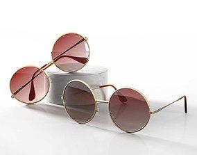 3D model Nasty Gal Glasses