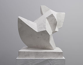 3D model Criver Sculpture