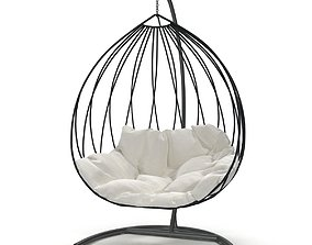 3D model hanging Hanging Chair