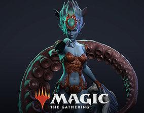 3D model Kiora - Magic The Gathering