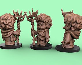 3D printable model The Rodents of the Moon kickstarter