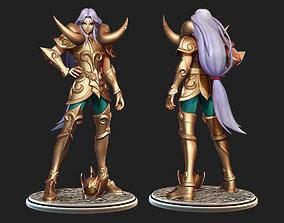 Saint Seiya Mu Aries 3D printable model