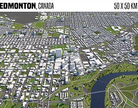 3D model Edmonton Canada