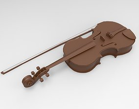 Violin Viola 3D print model