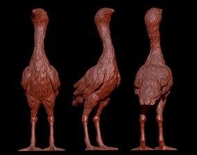 3D print model rooster