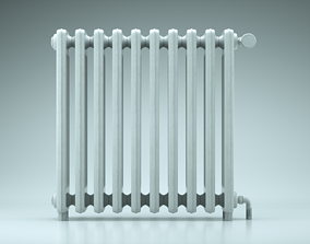 3D PBR Radiator Heater