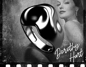 3D print model Noir stars Dorothy Hart