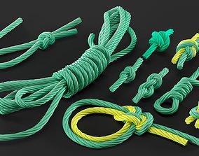 knots 3D model