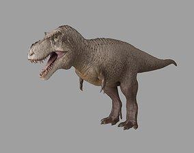 tyrano trex 3D model