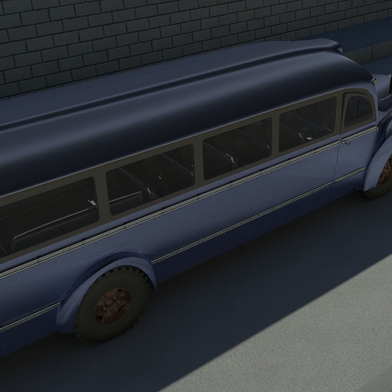 "2009 - Project ""Bus"""
