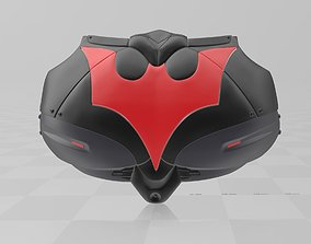 Batman Arkham Knight Beyond chest 3D printable model