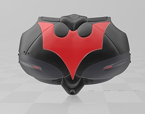 3D print model Batman Arkham Knight Beyond chest Cosplay