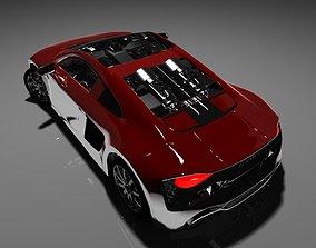 3D asset Audi 2017