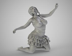 3D print model Lovely Girl