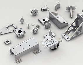 Engineering Parts 3D model