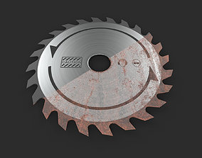 3D model Saw - circular sawblade