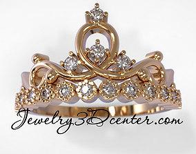 royalty 3D print model obr 206