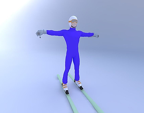 Skier 3D